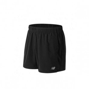 Pantaloni Corti Sportivi da Uomo New Balance MS81278 BK Nero