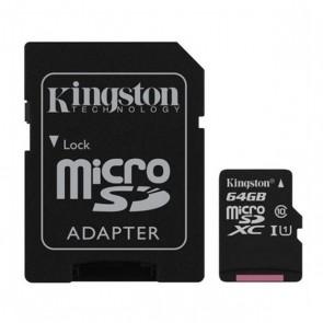 Scheda Micro SD Kingston SDCS/64GB 64 GB