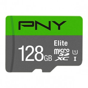 Scheda Di Memoria Micro SD con Adattatore PNY Elite C10