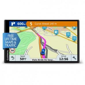 "Navigatore GPS GARMIN DRIVE SMART 61 LMT-S EU 6,69"" TFT WIFI Nero (Europa)"