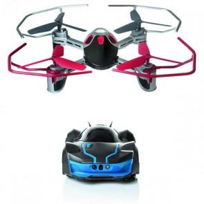 Drone + Macchinina Telecomandata Wowwee