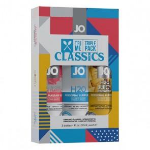 Lubrificante Tri Me Classic System Jo (3 pcs)