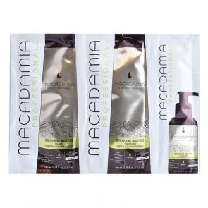 Set per Capelli Donna Nourishing Moisture Trio Macadamia (3 pcs)