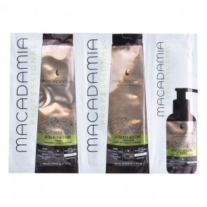 Set per Capelli Unisex Ultra Rich Macadamia (3 pcs)