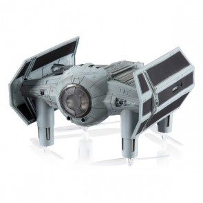 Drone Telecomandato Propel Star Wars Tie Fighter Standard Box 35 mph 2.4 GHz Grigio