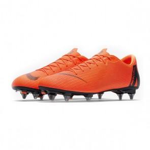 Scarpe da Calcio per Adulti Nike Mercurial Vapor 12 Academy SG Pro Arancio