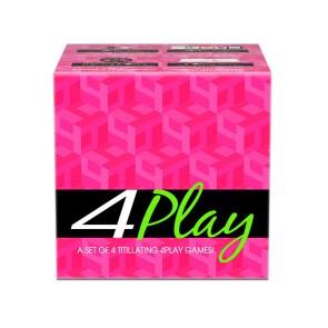 Gioco Erotico 4 Play Kheper Games 596005