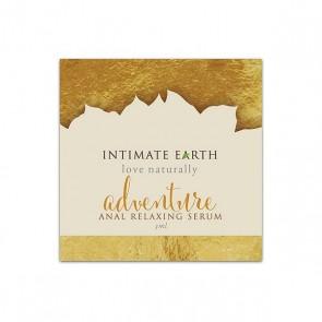 Siero Rilassante Anale Adventure Foil 3 ml Intimate Earth