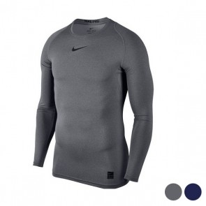 Maglia a Maniche Lunghe Uomo Nike M  NP Top LS