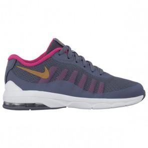 Scarpe da Running per Bambini Nike Air Max Invigor Grigio