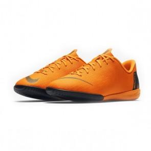 Scarpe da Calcio Multitacchetti per Bambini Nike Vapor X 12 Academy JR Arancio (Taglia 33 eu - 1.5y us)