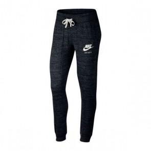 Pantalone di Tuta per Adulti Nike SW Gym Vintage Donna Nero