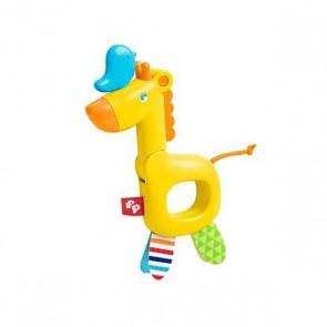 Sonaglio da Mordere Fisher-Price Safari Mattel