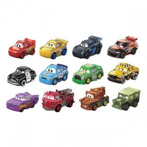 Macchina a Carica a Molla Cars Mini Racers