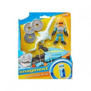 Set di Cifre Imaginext Mattel