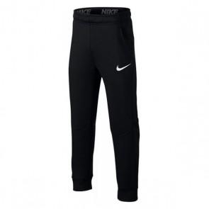 Pantalone di Tuta per Bambini Nike Dry Pant Taper FLC Nero