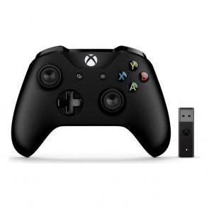 Telecomando Gaming Senza Fili Microsoft Xbox One Nero