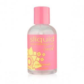 Lubrificante Naturals Swirl Limonata Rosa 125 ml Sliquid 9169