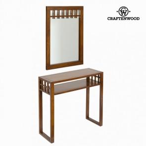 Ingresso Craftenwood (80 x 30 x 76 cm) - Serious Line Collezione