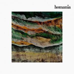 Quadro Colori Acrilici Abstract (63 x 63 cm) by Homania