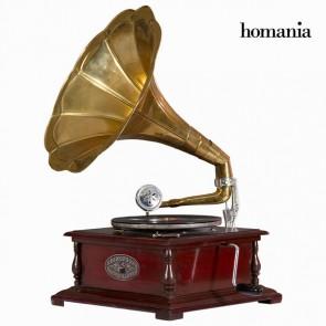 grammofono Classic Pătrat - Old Style Collezione by Homania