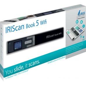 Scanner Iris Book 5 WiFi