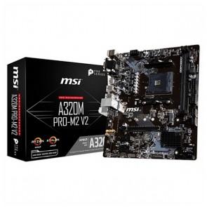 Scheda Madre MSI A320M PRO-M2 V2 mATX DDR4 AM4