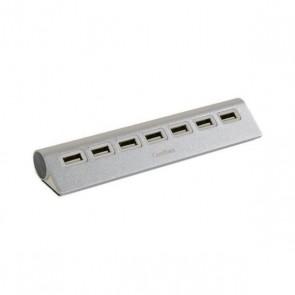 Hub USB CoolBox COOHU7ALU2 Alluminio (7 porte)