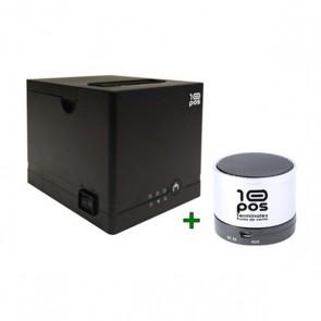 Stampante Termica + Altoparlante Bluetooth 10POS RP-9N 203 dpi