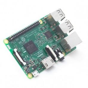 Raspberry Pi 3 B RASPBERRY RASPBERRYPI3-MODB-1G Quad Core 1.2 GHz 1 GB RAM