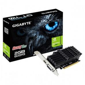 Scheda Grafica Gaming Gigabyte GV-N710D5SL-2GL 2 GB DDR5