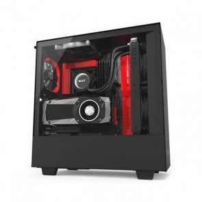 Casse Semitorre Micro ATX / ATX H500i Matte NZXT CA-H500W