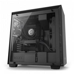 Casse Semitorre Micro ATX / ATX H700 Matte NZXT CA-H700B