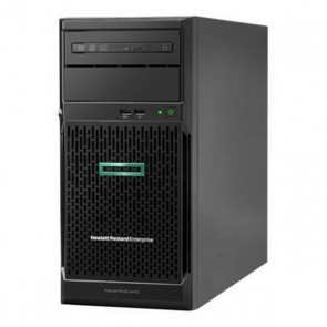 Server tower HPE ProLiant ML30 Gen10 Xeon E-2124 8 GB RAM LAN Nero