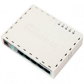 Mikrotik RB951G-2HnD AP 2.4GH 5G Et 600MHz 128M L4