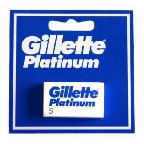 Ricambio di Lamette per Rasatura Platinum Gillette (5 uds)