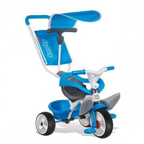 Triciclo Simba Baby Balade Azzurro