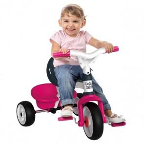 Triciclo Simba Baby Balade Rosa