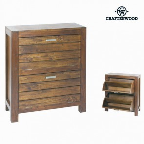Scarpiera (8 perechi) Legno - Be Yourself Collezione by Craftenwood