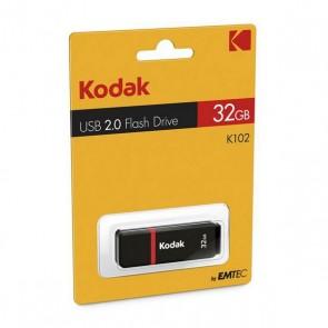 Pendrive Kodak K102 USB 2.0 Nero