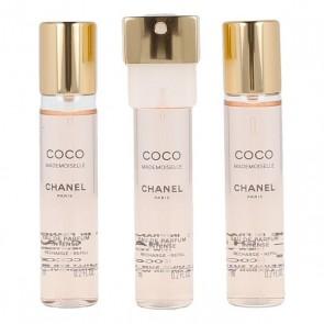 Profumo Unisex Coco Mademoiselle Chanel (3 x 7 ml)