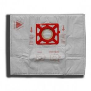 Sacchetto di Ricambio per Aspirapolvere Rowenta ZR0039 (6 uds)