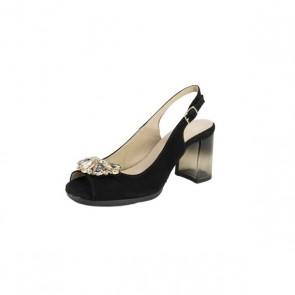 Sandali da Donna Dchica Nero