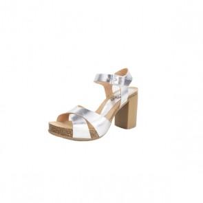 Sandali da Donna Yokono Argentato