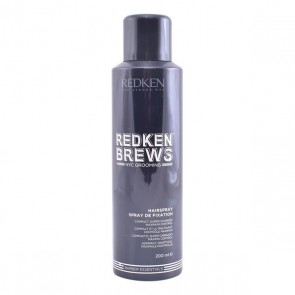 Lacca a Fissaggio Forte Brews Redken (200 ml)