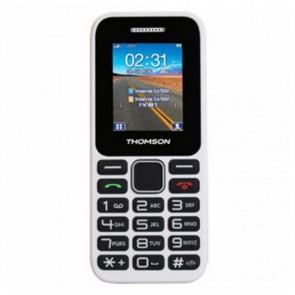 Cellulare per anziani Thomson TLINK11WHT Bianco