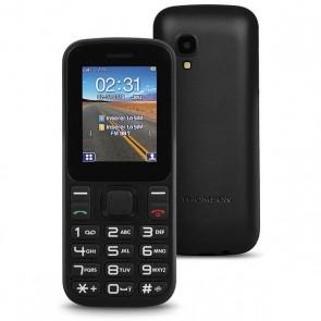 """Cellulare per anziani Thomson TLINK T12 1,77"""" Bluetooth VGA FM Nero"""