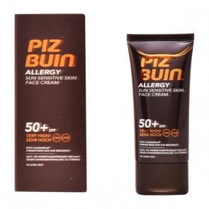 Protezione Solare Viso Allergy Piz Buin Spf 50 (50 ml)
