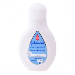 Shampoo per Bambini Sensitive Touch Johnson's (250 ml)