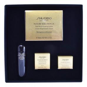 Cofanetto Cosmetica Donna Future Solution Lx Shiseido (4 pcs)
